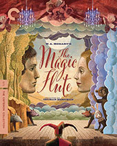 The Magic Flute Criterion Collection Blu-Ray Cover