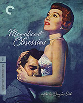 Magnificent Obsession Criterion Collection Blu-Ray Cover