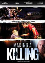 DVD Cover for Making a Killing
