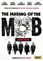 The Making of the Mob: New York Blu-Ray Cover