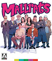 Mallrats Blu-Ray Cover