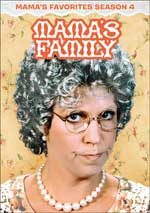 DVD Cover for Mama's Family: Mama's Favorites, Season Four