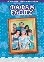 Mamas Family: The Complete Second Season DVD Cover