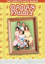 DVD Cover for Mama's Family: The Complete Sixth Season