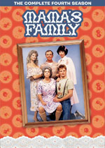 DVD Cover for Mama's Family: The Complete Fourth Season