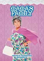 DVD Cover for Mama's Family: Mama's Favorites, Season Six
