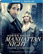 Manhattan Night Blu-Ray Cover