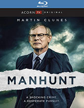 Manhunt Blu-Ray Cover