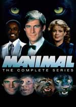 DVD Cover for Manimal the Complete Series
