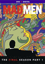 DVD Cover for Mad Men the Final Season, Part 1
