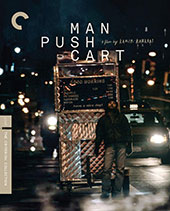 Man Push Cart Criterion Collection Blu-Ray Cover