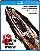 Man's Best Friend Blu-Ray Cover