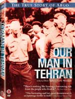 DVD Cover for Our Man in Tehran
