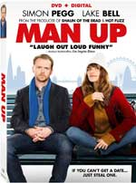 DVD Cover for Man Up