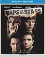 Maps to the Stars Blu-Ray Cover