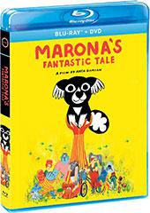 Marona's Fantastic Tale Blu-Ray Cover