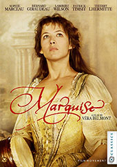 Marquise Blu-Ray Cover