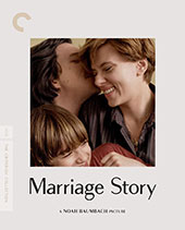 A Marriage Story Criterion Collection Blu-Ray Cover
