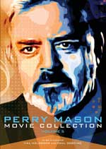 DVD Cover for Perry Mason Movie Collection: Volume 5