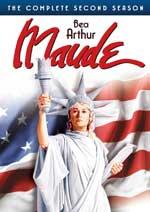DVD Cover for Maude Season 2