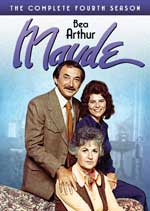 DVD Cover for Maude: Season Four