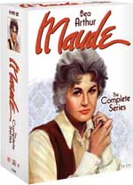 DVD Cover for Maude: The Complete Series