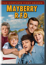 DVD Cover for Mayberry R.F.D. The Complete First Season
