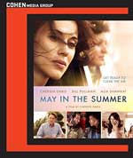 May in the Summer Blu-Ray Cover
