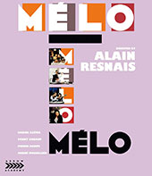 Melo Blu-Ray Cover
