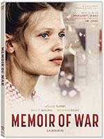 Memoir of War DVD Cover