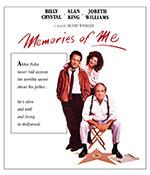 Memories of Me Blu-Ray cover