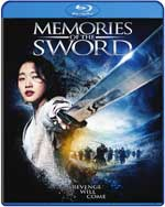 Memories of the Sword Blu-Ray Cover