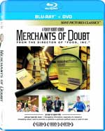 Merchants of Doubt Blu-Ray Cover