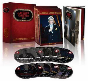 The Merv Griffin Show 1962-1986 Box Set