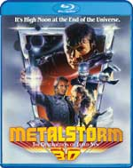 Metalstorm: The Destruction of Jared-Syn Blu-Ray Cover