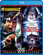 Metamorphosis / Beyond Darkness Blu-Ray Cover