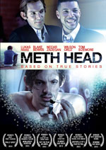 DVD Cover for Meth Head