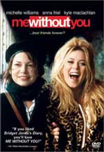 DVD Cover for Me Without You
