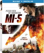 MI-5 Blu-Ray Cover