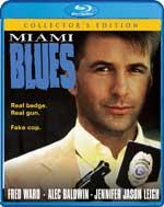 Miami Blues Blu-Ray Cover