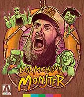 Lake Michigan Monster Blu-Ray Cover