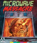 Microwave Massacre Blu-Ray Cover