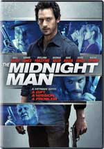 DVD Cover for Midnight Man