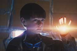 Jaeden Lieberher has a secret in the top sci-fi movie of 2016, Midnight Special