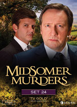 DVD Cover for Midsomer Murders, Set 24