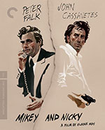 Mikey and Nicky Criterion Collection Blu-Ray Cover