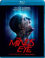 The Mind's Eye Blu-Ray Cover