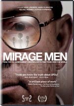 DVD Cover for Mirage Men