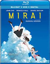 Mirai Blu-Ray Cover