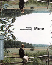 Mirror Criterion Collection Blu-Ray Cover